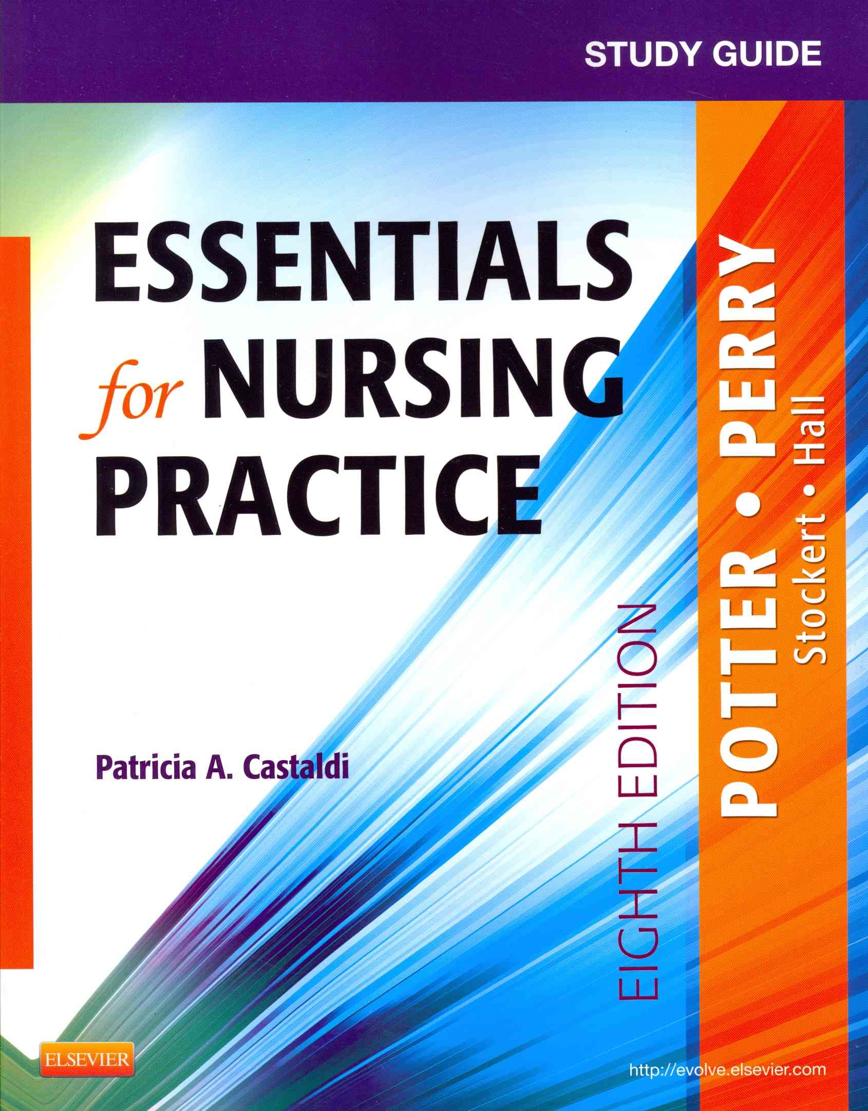 Essentials for Nursing Practice By Potter, Patricia Ann/ Perry, Anne Griffin/ Stockert, Patricia/ Hall, Amy [Study Guide Edition]