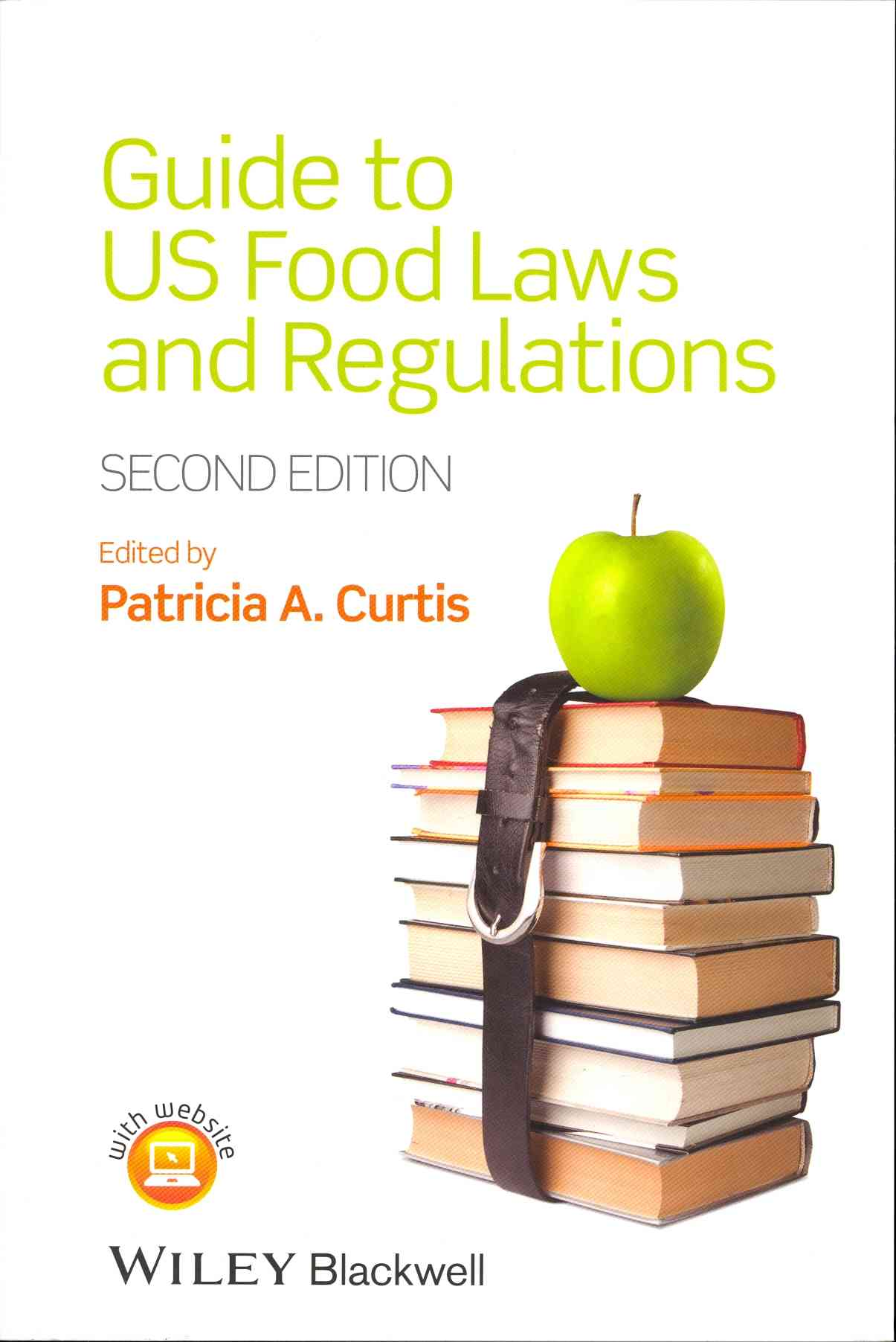 Guide to Us Food Laws and Regulations By Curtis, Patricia A.